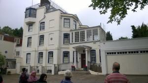admirals house