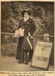 suffragette sophia singh