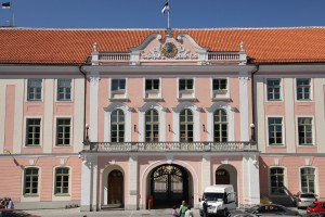 estonian parliament building