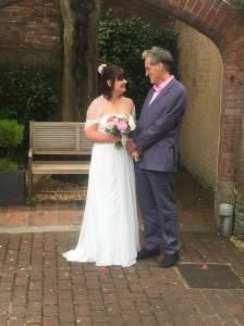 wedding mike and lynn 1