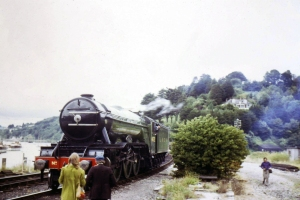 flying_scotsman_in_devon_1976